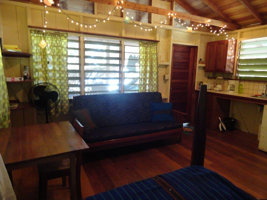 Cabana futon