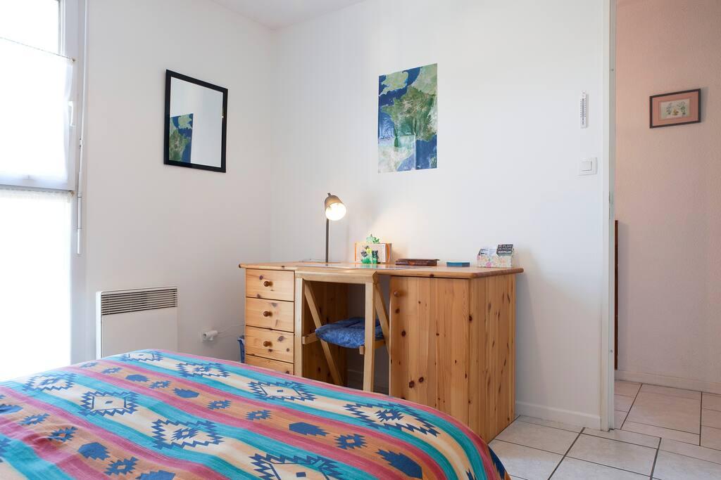 Bed & Breakfast - Chambre & pt déj