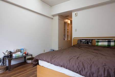 neat room near Shibuya station - 渋谷区 - Apartment