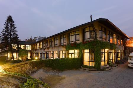 Deluxe room   Elgin Silver Oaks   - Kalimpong