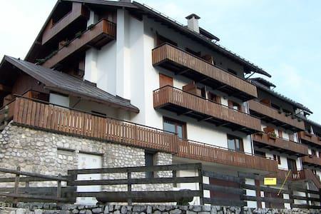 APPARTAMENTO BIVANI IN PROSSIMITA' DI CORTINA - Wohnung
