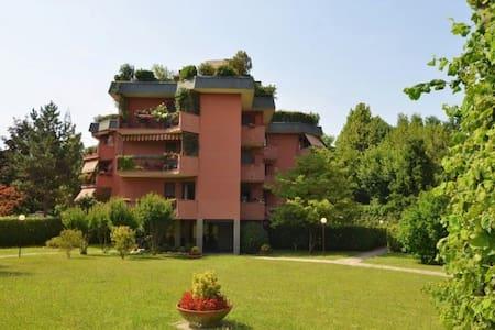 1 bedroom apt w/ private garden near Fiera Milano - Arese - Huoneisto