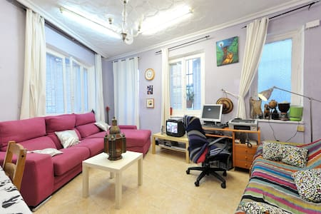 Centrical, convenient private room - Murcia - Lejlighed