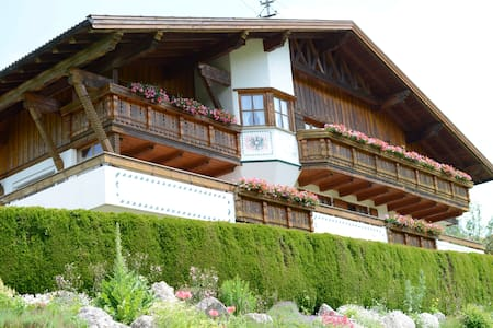 ****Appartements Haus am Anger - Ihr Alpinrefugium - Lakás
