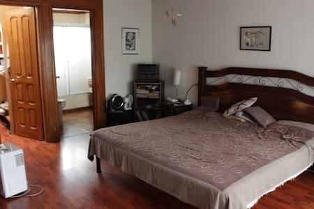 Big room in safe condo house