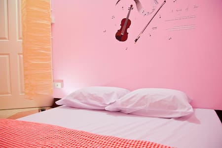 Baan Nampetch Hostel(double bed)