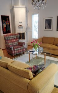 Beautiful apartment with garden - Apartament