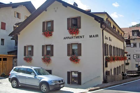 Apartment in the heart of the alps - Brenner - Apartamento