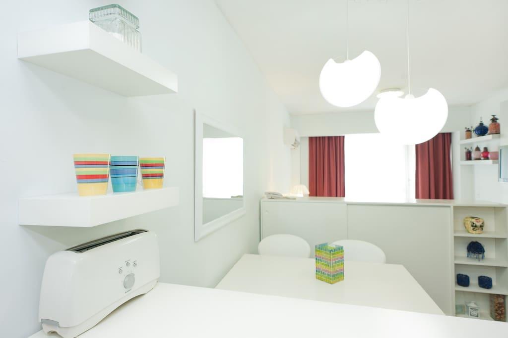 recoleta studio new with amenities