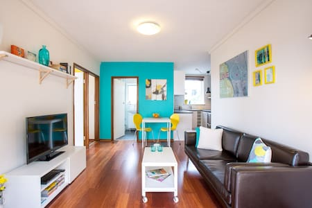*SPECIAL*Modern 2br center StKilda* - Appartamento
