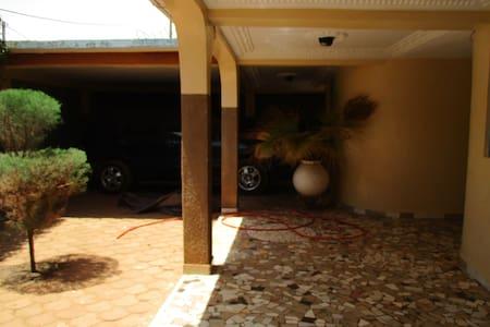 Villa Manille - Ouagadougou - House