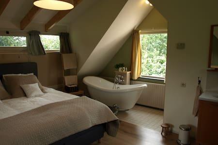 Bed & Breakfast - Het Achterhuisje - Bed & Breakfast