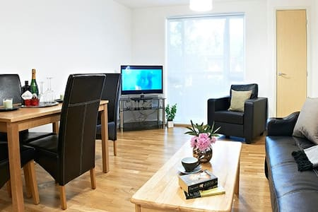Borehamwood Luxury 2 bed 2 bath apartment - Borehamwood - Lägenhet