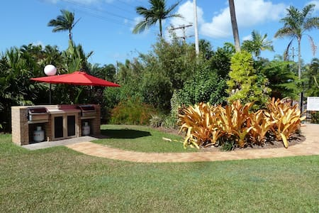 Tropical Living close to beach & dog friendly - Mission Beach - Wohnung