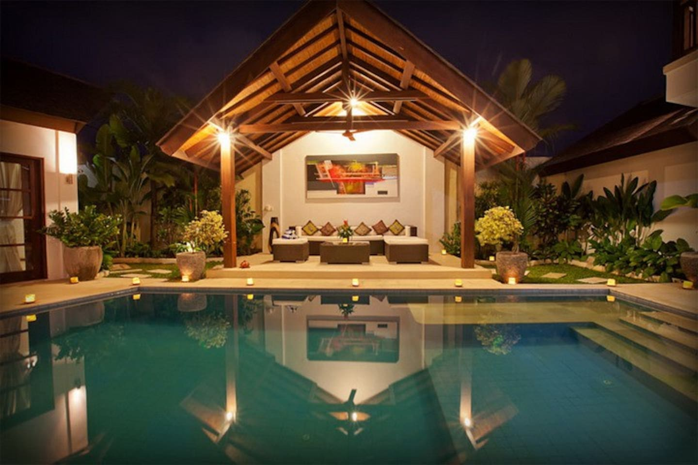 Exclusive Villa seminyak 5min beach