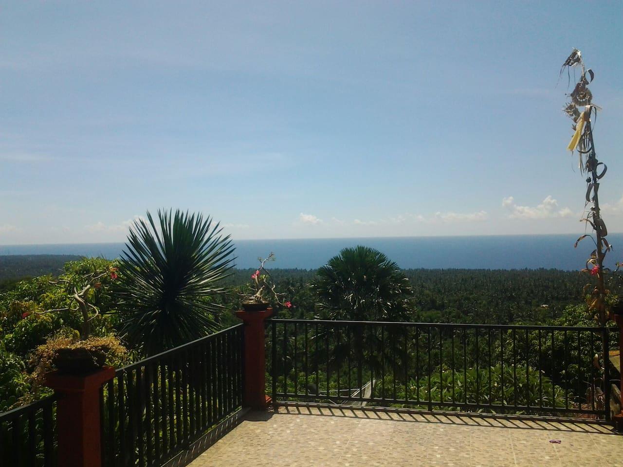 North bali view
