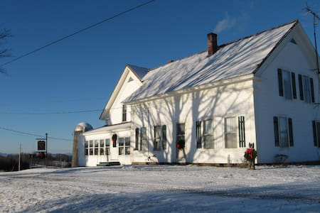Rodgers Country Inn B&B & 2 Cabins - Szoba reggelivel