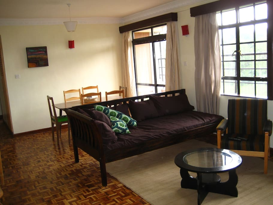 Kileleshwa - C9-3 - Shared Flat!