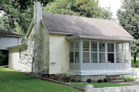 The Goldenrod Cottage - Bardstown - Casa