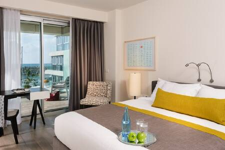 Herods Hotel Luxury Apt Suite On Marina W/Terrace - Wohnung