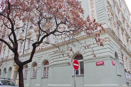 Center of Prague