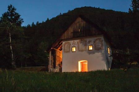Peaceful Klavžar House - UNESCO Idrija - Vojsko - Chalet