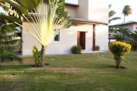 Home Holiday on the beach Itaparica - Villa