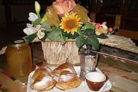 Bed & Breakfast in SMCV be frank; - Apartment