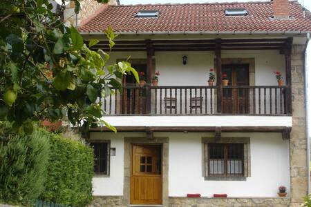 La Calzada, rural cottage - Casa