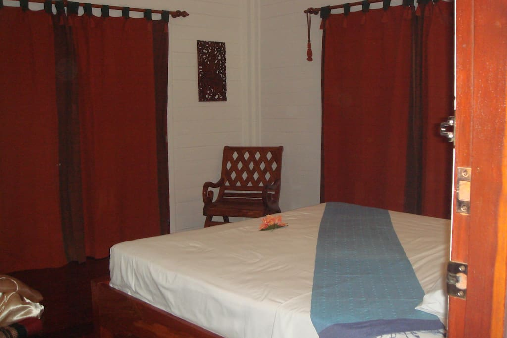 2nd Terrace room with Queen size bed