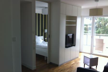 Downtown Bitburg Appartement - Apartament