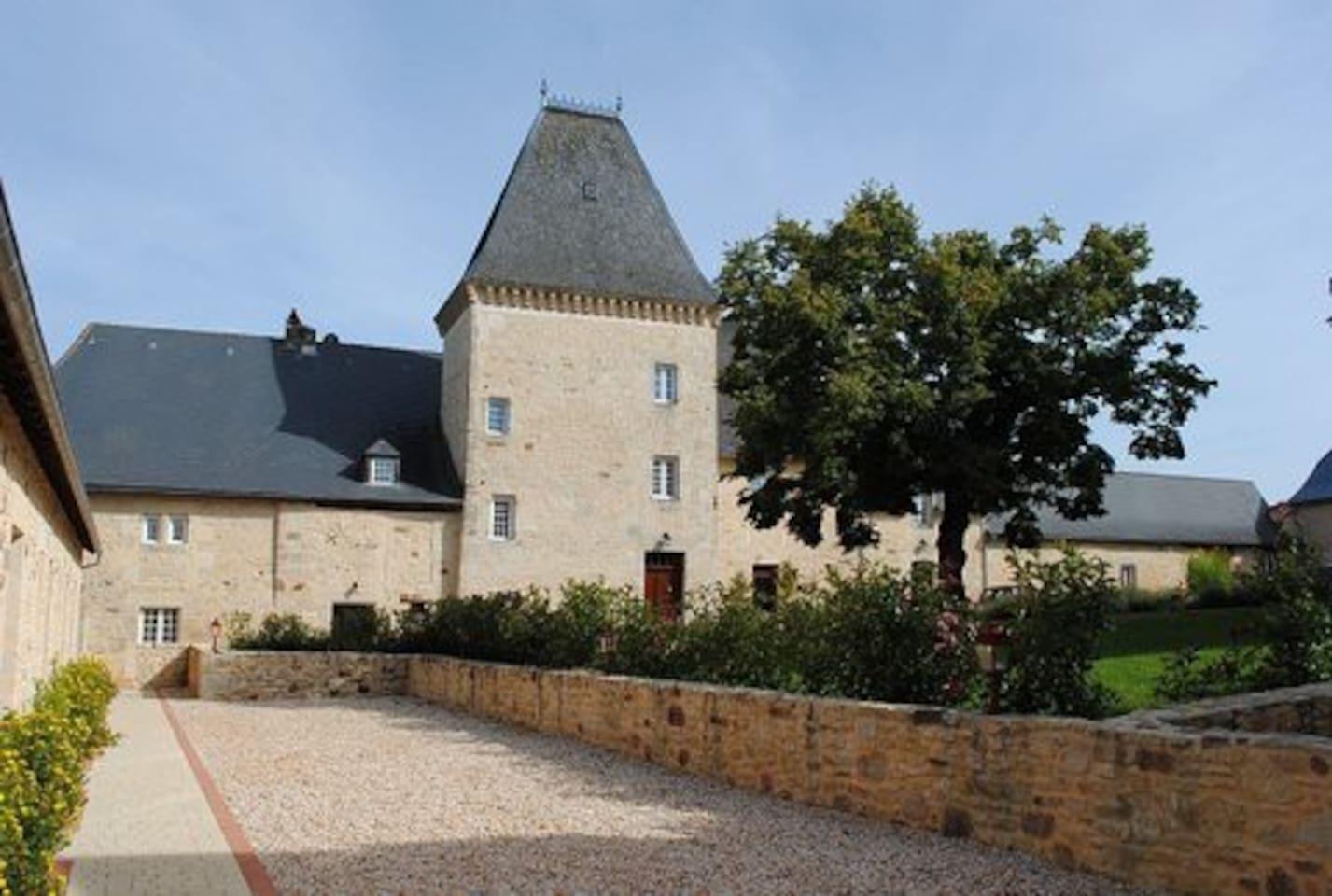 Chambres d'hôtes Château de Larre