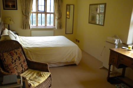 Kent en suite luxury double room  - East Malling - Inap sarapan