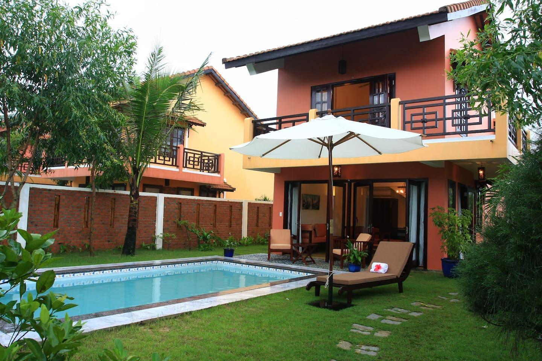 Belhamy Pool Villa in Hoi An