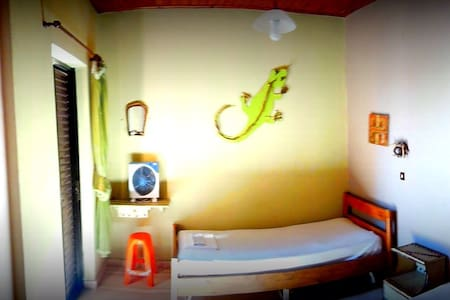 A 3 beds studio Corfiot Style