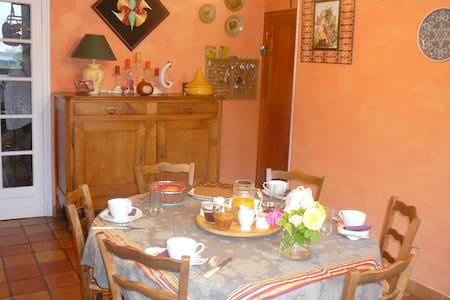 chambre d-hotes - Neulles - Guesthouse