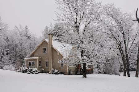 Country home in Jericho Corners, VT - Essex - Casa