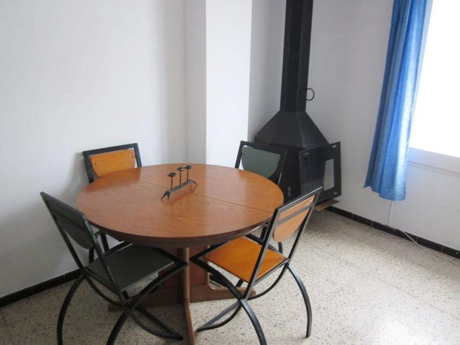 1469 - Apartment in the center of C