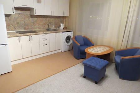 Апартаменты с двухспальной кроватью - Byt