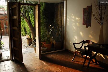 GREAT HOUSE IN S MIGUEL CHAPULTEPEC - Mexico City - Huis