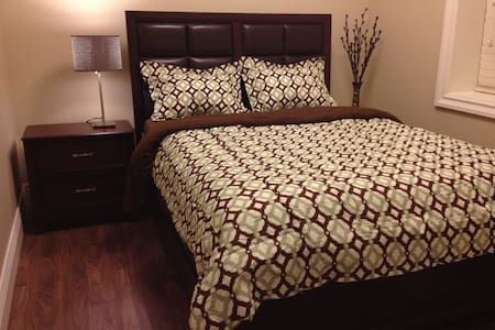 Modern 1 Bedroom Suite in Vancouver