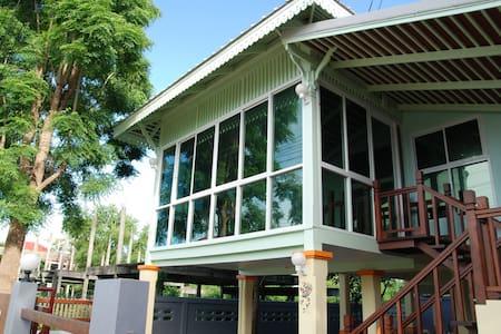 Baan View Talay, Sam Roi Yot Beach - House