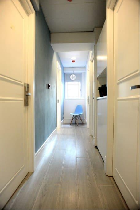 Bright Corridor