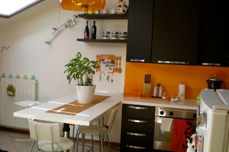 Mansarda  - Lägenhet