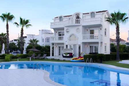 Villa Helios Sealight Villas - Belek Belediyesi - Villa