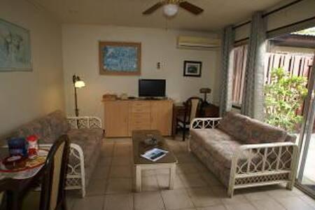 Cozy, clean, comfortable 1BR apmt - Oranjestad - Apartment