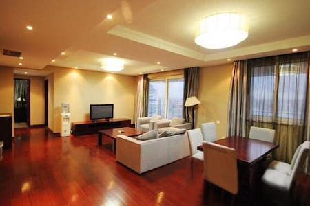 Spacious & High-end apart. near Tianzifang & FFC - Shanghái - Departamento