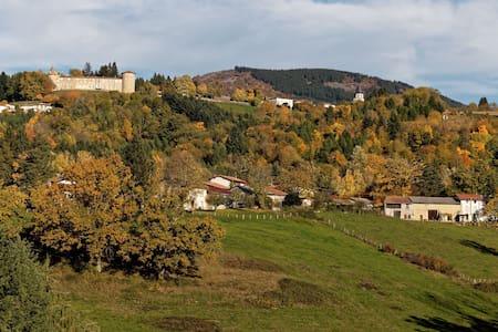 Maison avec vue panoramique - Vollore-Ville