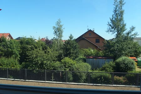 Flat in quiet location and close to the Prague - M - Vestec - Apartament