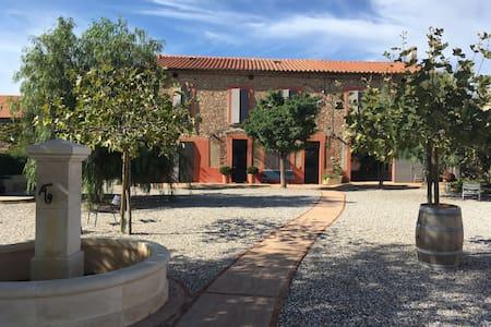 Grande maison pleine de charme - 13 personnes - Ortaffa - House